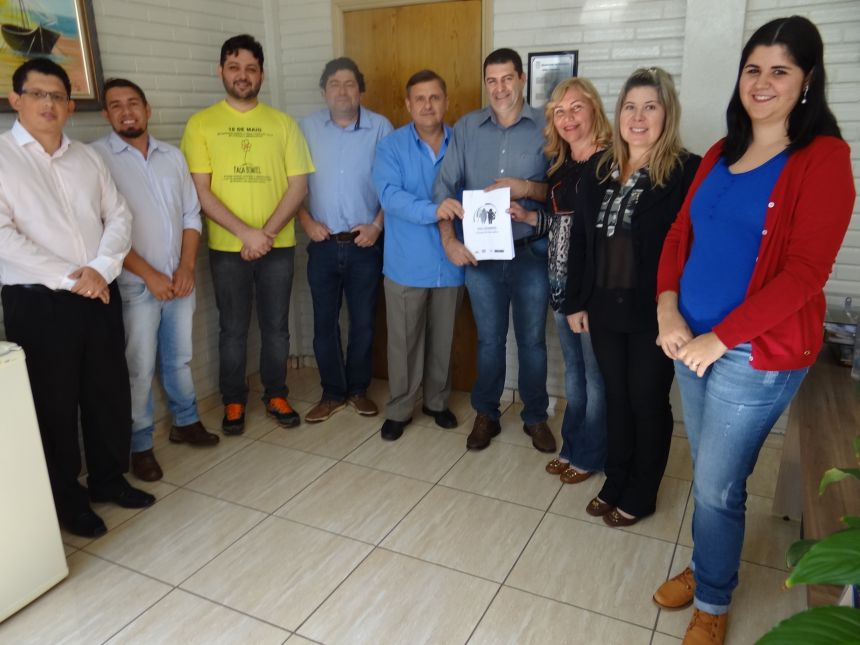 Secretários conheceram o programa Vida Saudável apresentado pela assessoria do secretário Douglas Fabrício.
