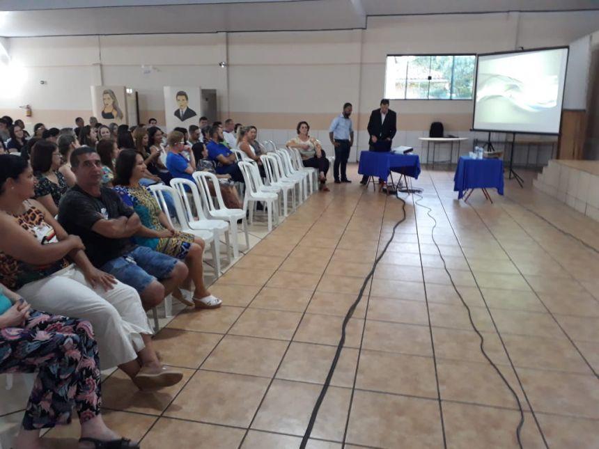 1ª Palestra Municipal sobre Saúde Mental e Assédio Moral