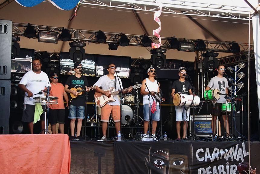 Carnaval de Peabiru é destaque na região