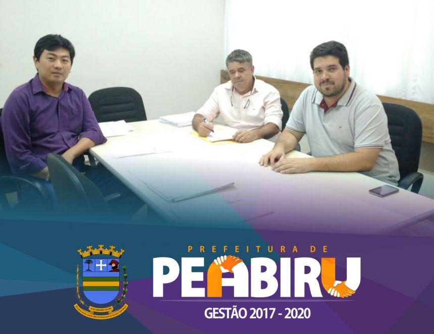 Prefeitura Municipal solicita terreno ao DER