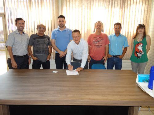 Membros do Conselho do Patrimônio Cultural tomam posse em Peabiru