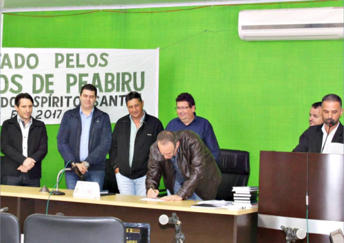 Peabiru está em Desenvolvimento Turístico Regional