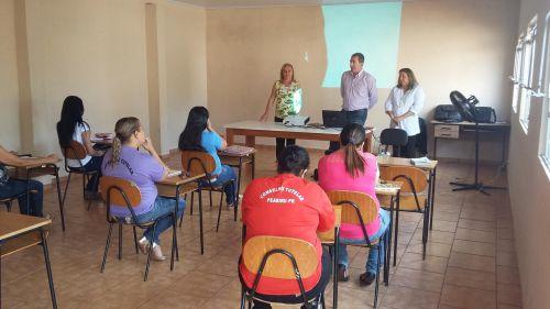 Conselheiras tutelares peabiruenses participam de capacitação