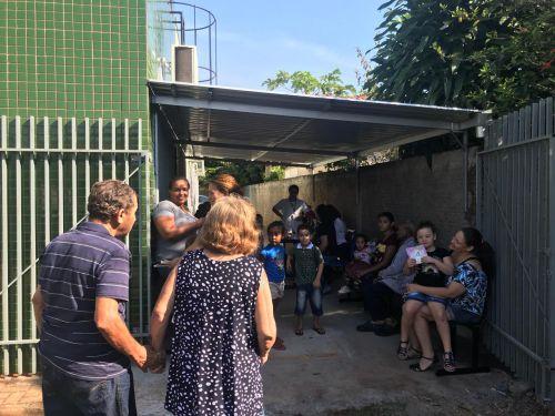 """Secretaria de Saúde realiza Dia """"D"""" da vacinação"""