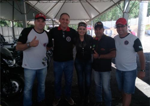 1º Encontro Nacional de Motociclistas é realizado em Peabiru