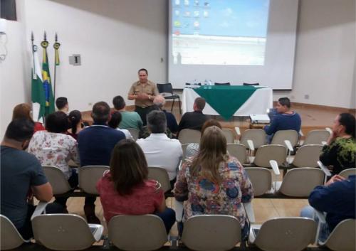 Projeto Social Pelotão Pelicano é apresentado