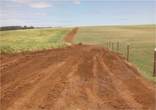 Neste ano mais de 100 km de estradas rurais receberam melhorias