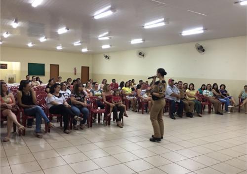 PROERD inicia na rede municipal de ensino
