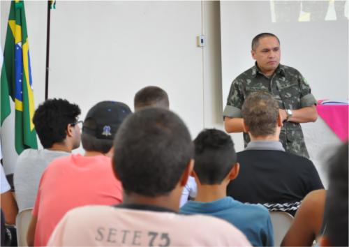 Projeto Social Pelotão Pelicano se inicia em Peabiru