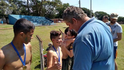 1ª OLIMPÍADA RECREATIVA 2019 - PROJETO SOCIAL PELOTÃO PELICANO