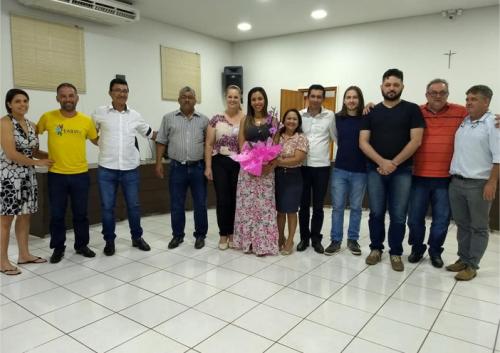 Câmara de Vereadores presta homenagem a projetos premiados