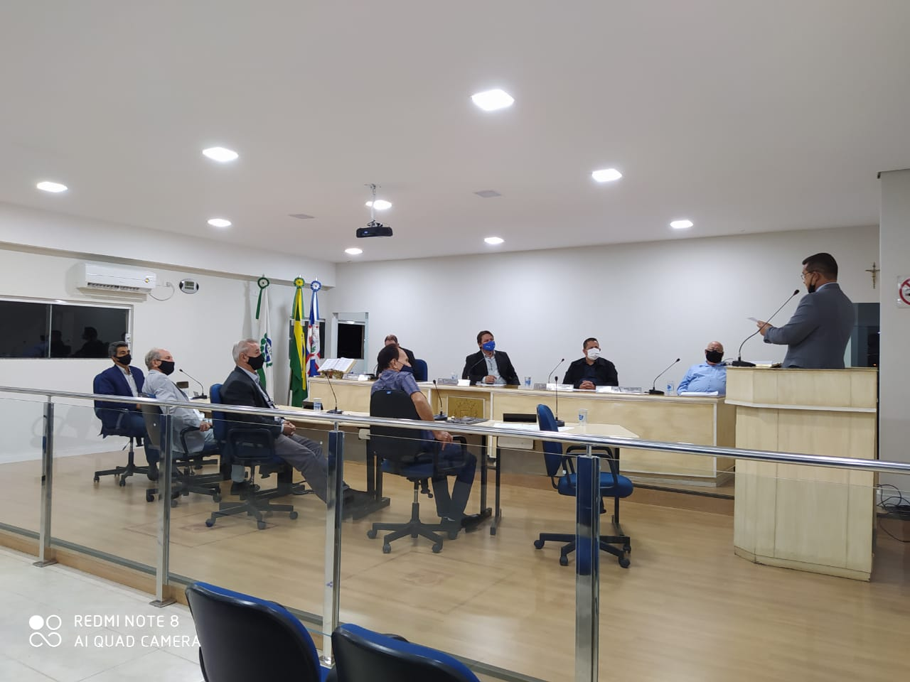 Dia da Bíblia na Câmara Municipal