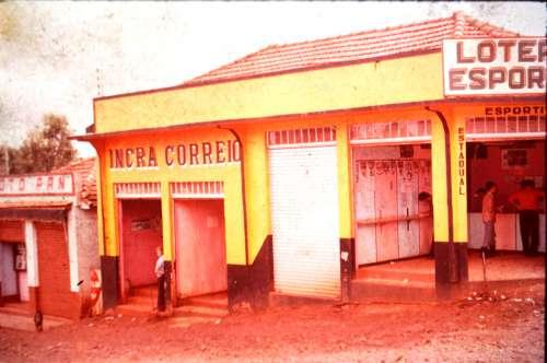 Av Curitiba - Atualmente prédio Açougue MR.
