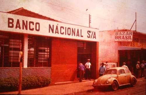 Rua: José Alves Costa - Atual Banco Itaú