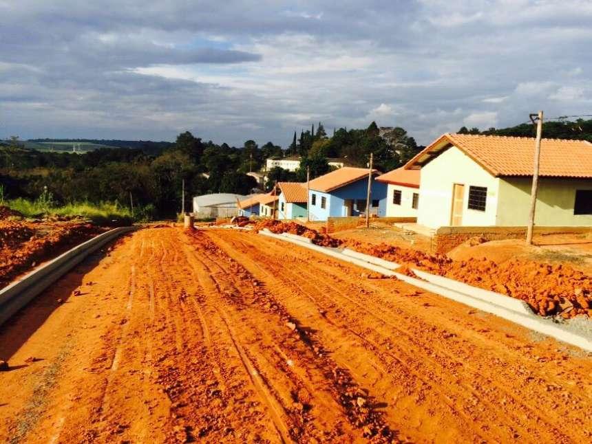 Construção de 14 Unidades Habitacionais
