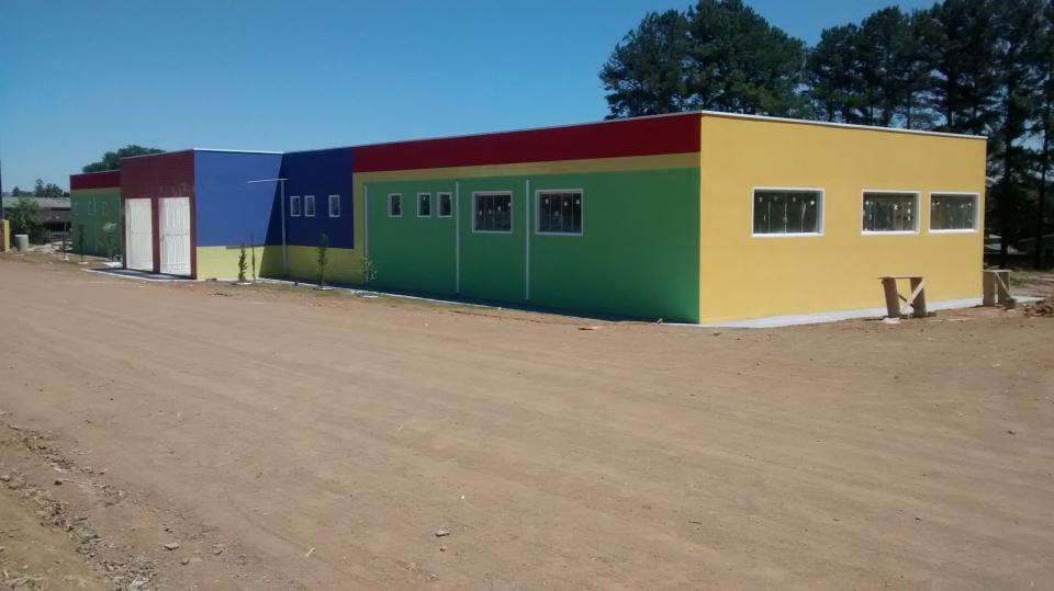 Reforma e Ampliação da Escola do Jardim Leonor