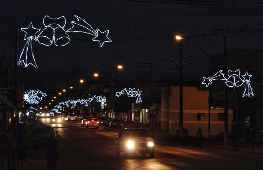 Iluminacão Natalina 2018