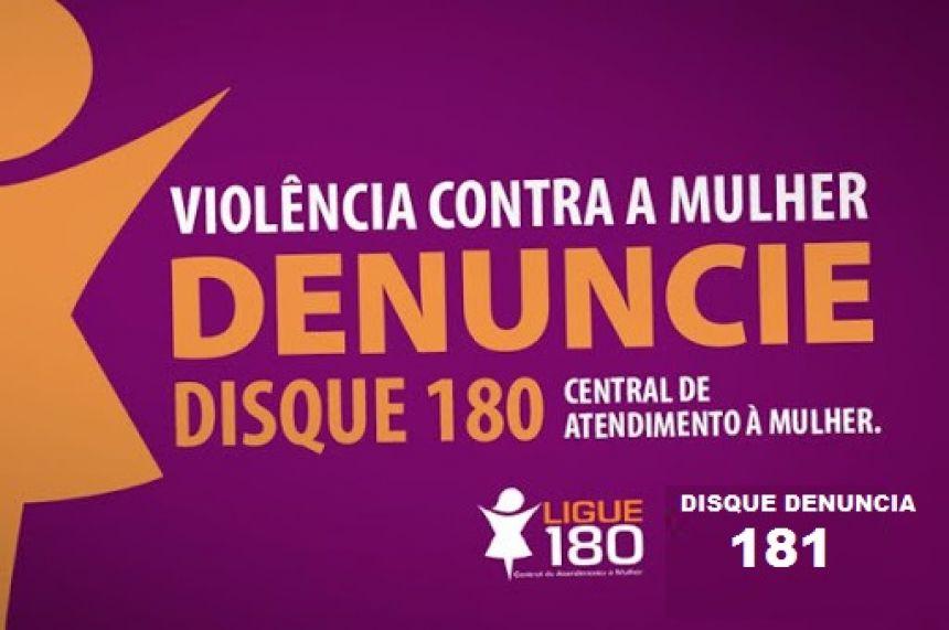 Canais Não Presenciais violência domestica contra a mulher