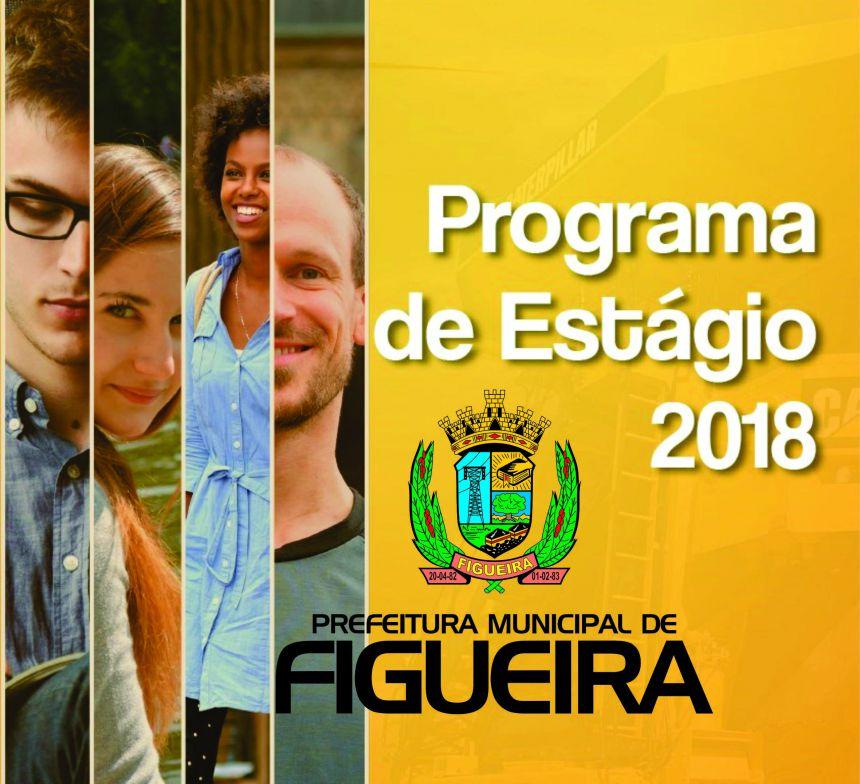 PROGRAMA DE ESTAGIO 2018