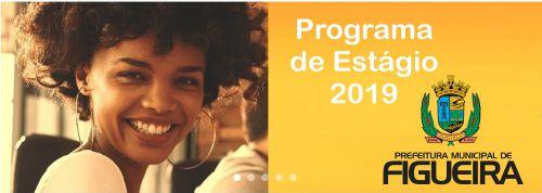 PROGRAMA DE ESTAGIO 2019