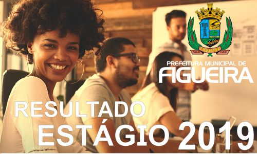 RESULTADO PROVISORIO - PROGRAMA DE ESTAGIO 2019