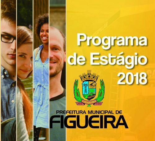 PROGRAMA DE ESTAGIO PARA 2018