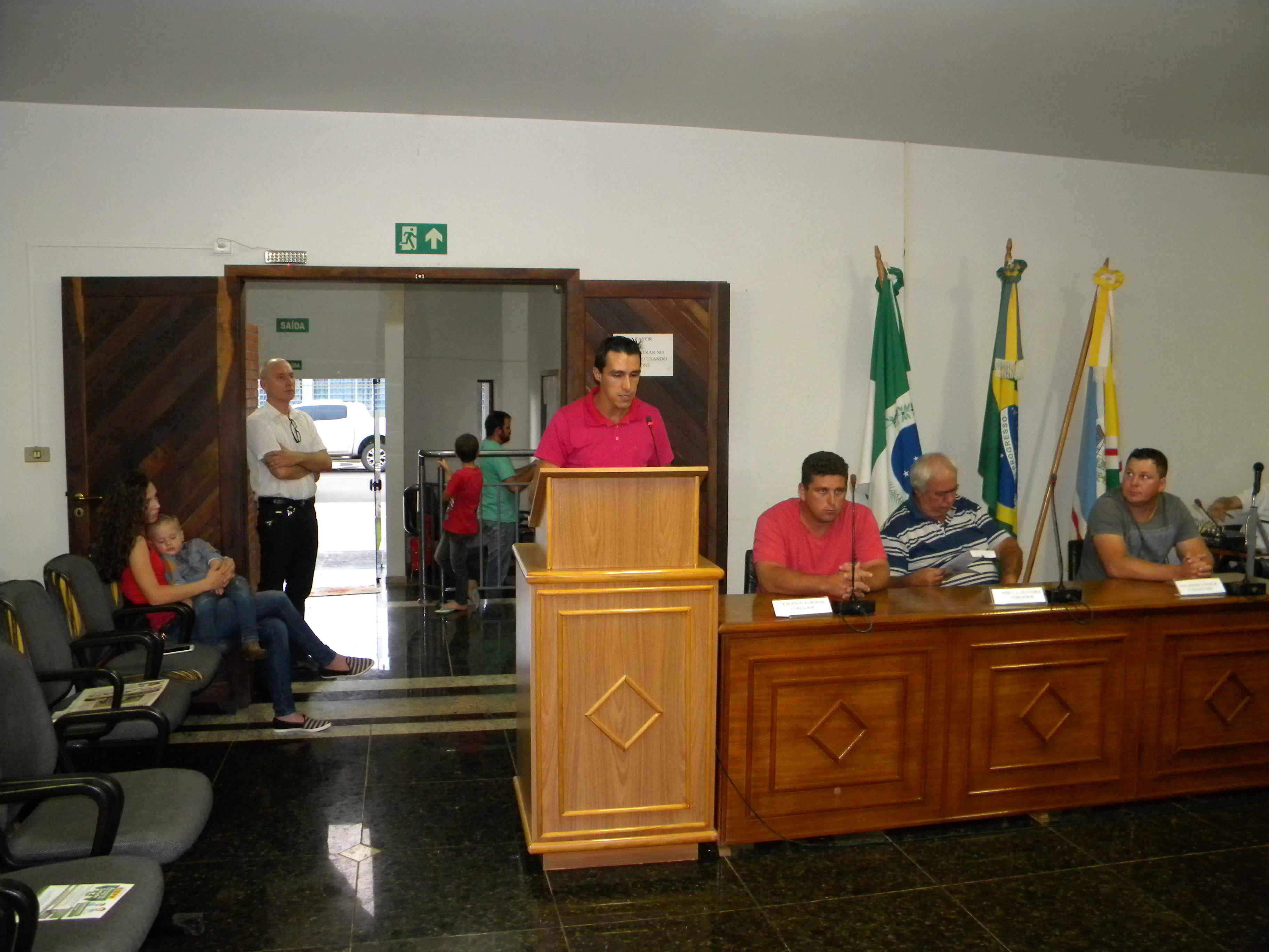 Presidente da Câmara de Guamiranga destaca parceria com deputados