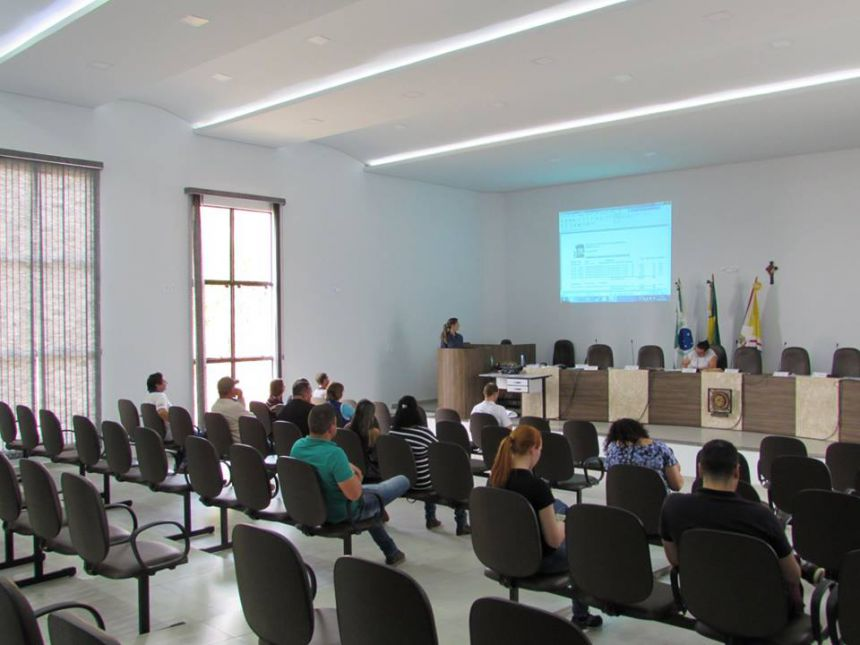 Câmara sedia Reunião Ordinária do CMS