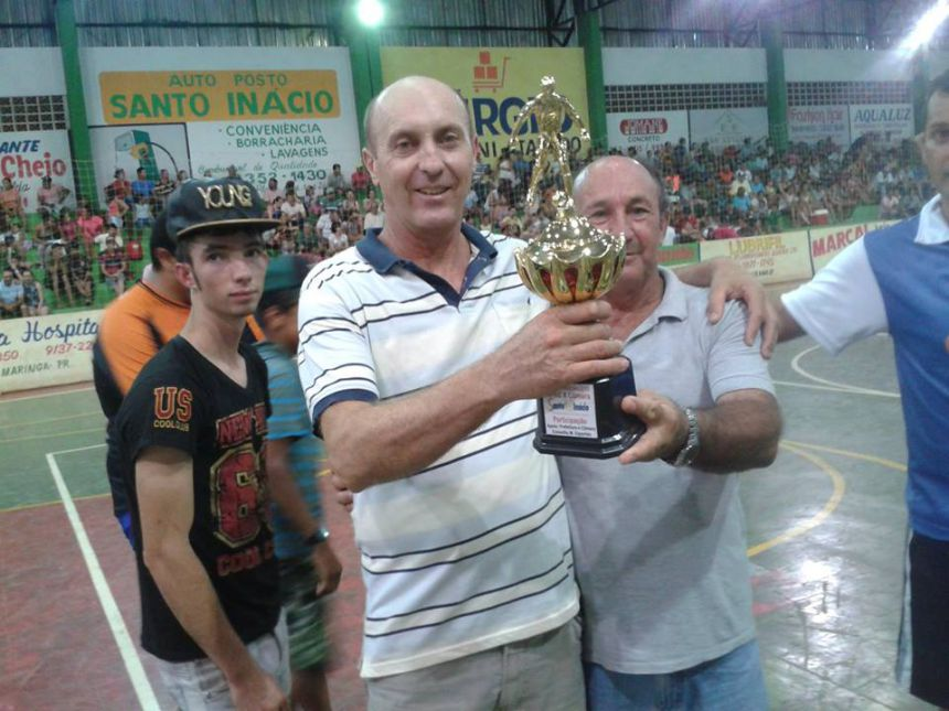 Encerramento do Campeonato Regional de Futsal 2015