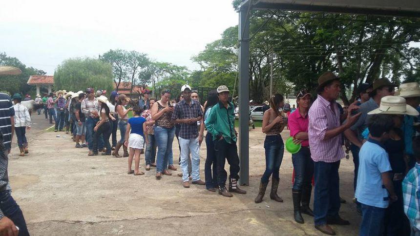 Cavalgada 16º Santo Inácio Rodeio Show