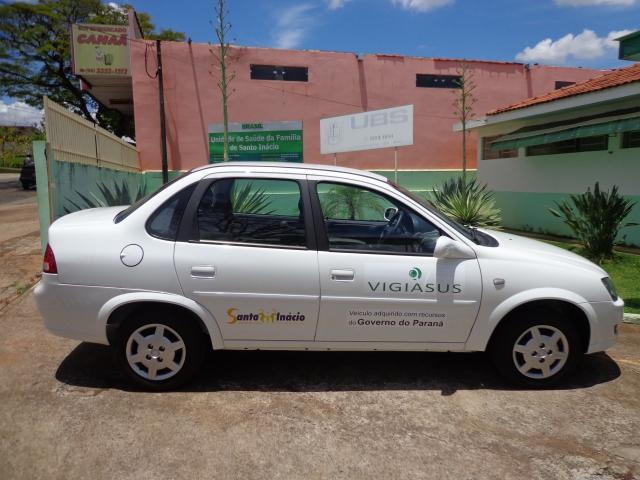 Santo Inácio adquire veiculo para Unidade Básica de Saúde .... Confira as fotos ==>