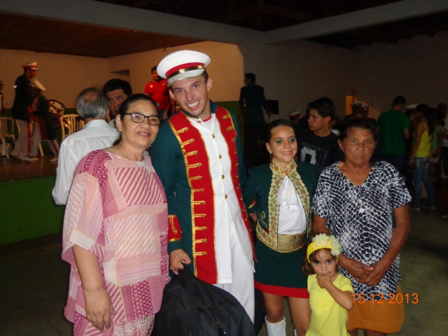 1° Festival de Arte, Música e Dança de Santo Inácio... Confira as fotos em Eventos ==>