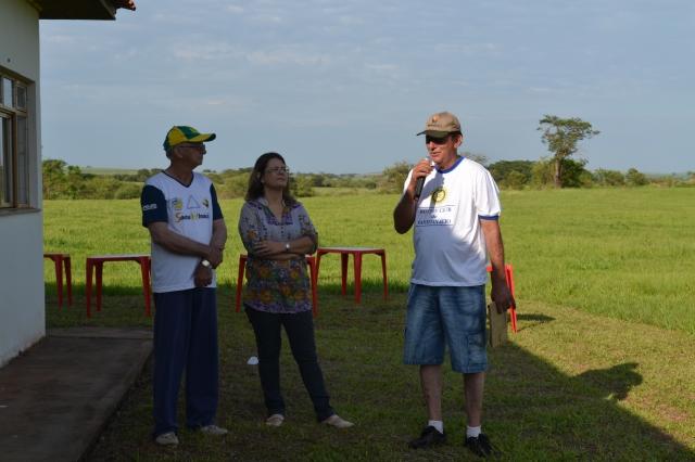 3ª Caminhada Cultural... Confira as fotos ==>
