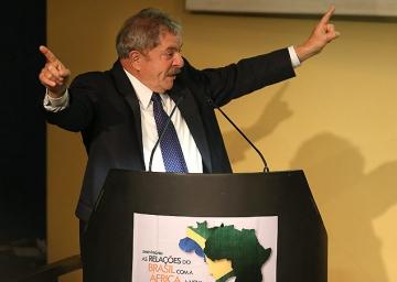 Péssimo humor empresarial faz PIB cair, diz ex-presidente Lula...