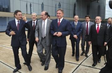 Decisão sobre CPI da Petrobras pode ficar com o STF...