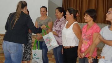 Confira as fotos  do programa  COOPERJOVEM  em Santo Inácio .....