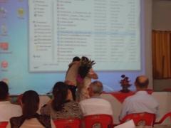 No dia 21/05/2014 foi realizada a 3&ordf
