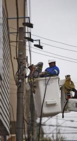 Copel é uma das três distribuidoras mais afetadas pela escassez de energia...