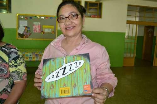 A Secretaria de Cultura recebeu do Banco Itaú a doação de livros de Literatura Infantil