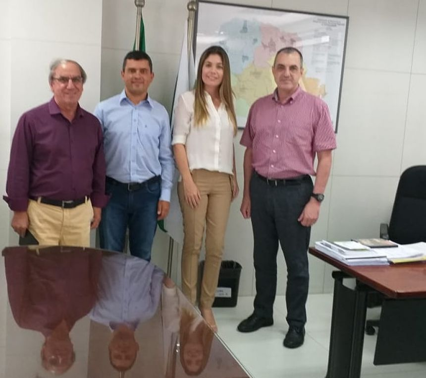 PRIMEIRO DE MAIO BUSCA ACOMPANHAR E INICIAR NOVOS PROJETOS NO PARANÁCIDADE