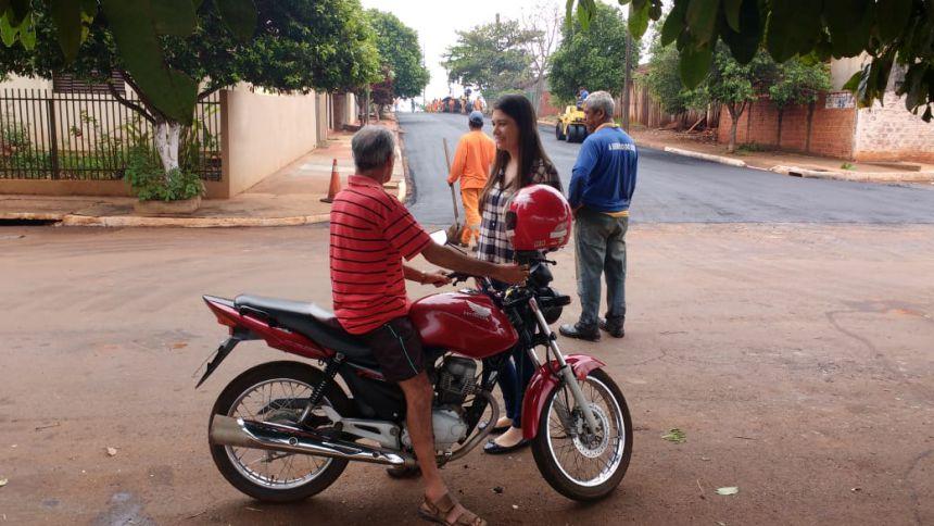 OBRAS DE RECAPEAMENTO VOLTAM A TODO VAPOR PARA CONCLUIR RECUPERAÇÃO DE 28 RUAS DE PRIMEIRO DE MAIO