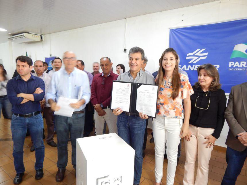 GOVERNADOR BETO RICHA VISITA PRIMEIRO DE MAIO E ANUNCIA MAIS DE R$ 4 MILHÕES EM INVESTIMENTOS PARA A CIDADE