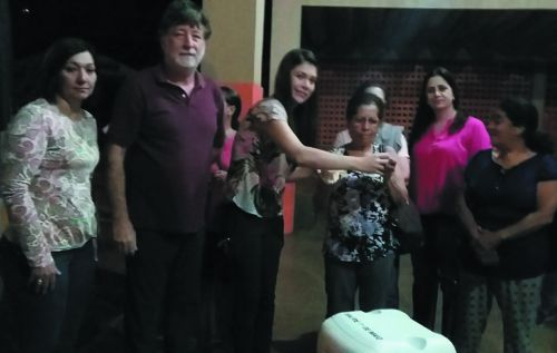 PACIENTES DA SAÚDE LEVADOS A LONDRINA DE MADRUGADA AGORA RECEBEM KIT LANCHE