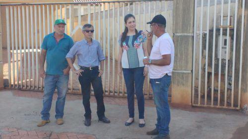 PREFEITURA DÁ INÍCIO A MEGA TRABALHO DE RECUPERAÇÃO DE RUAS DE PRIMEIRO DE MAIO
