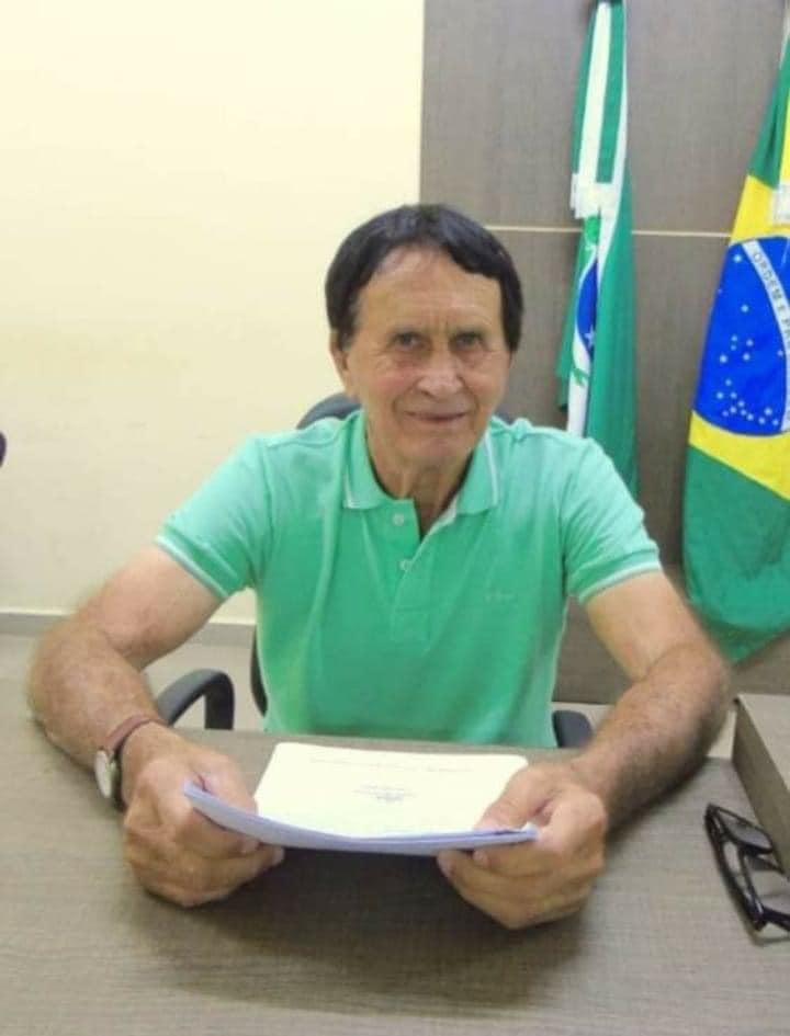 LUTO - Falece o Vereador Manoel Motta Paz