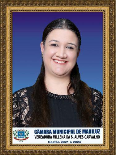 2º Secretária - Millena da Silva Alves Carvalho