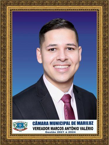 Presidente - Marcos Antônio Valério