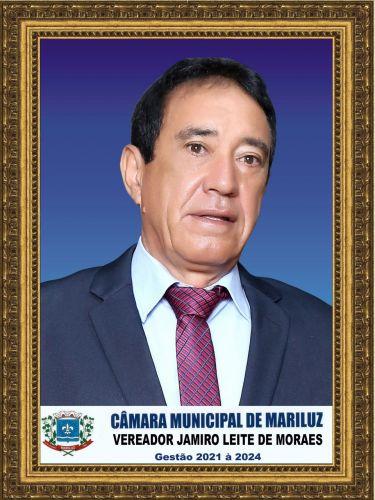 Jamiro Leite Moraes