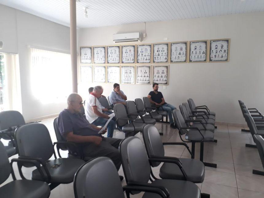 Audiência Pública - LRF - 3º Quadrimestre 2019
