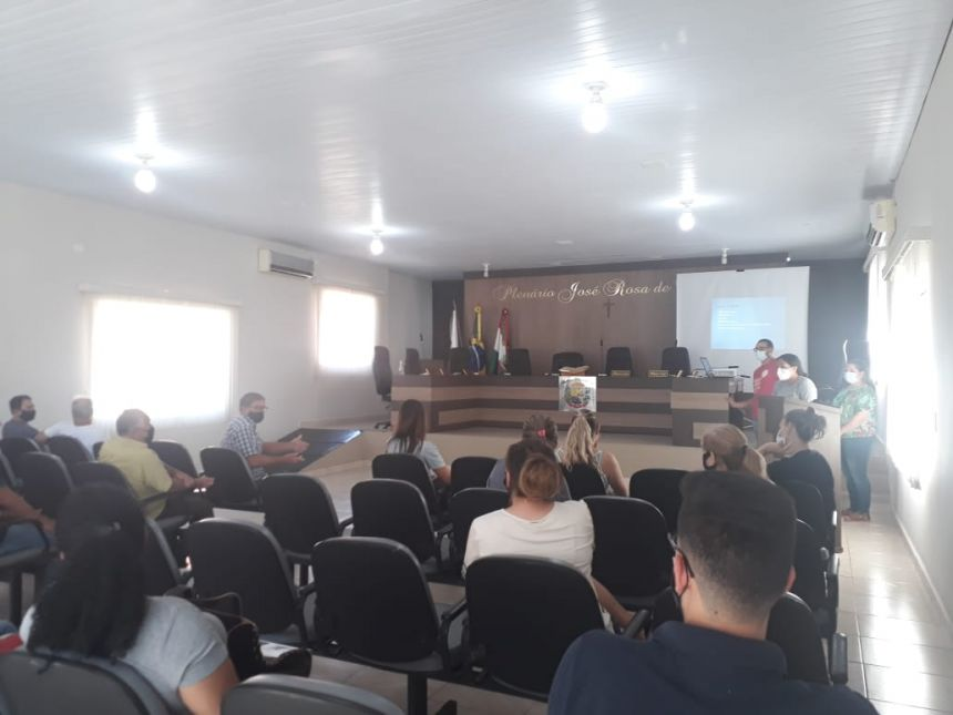 Audiência Pública - LRF - 3º Quadrimestre 2020